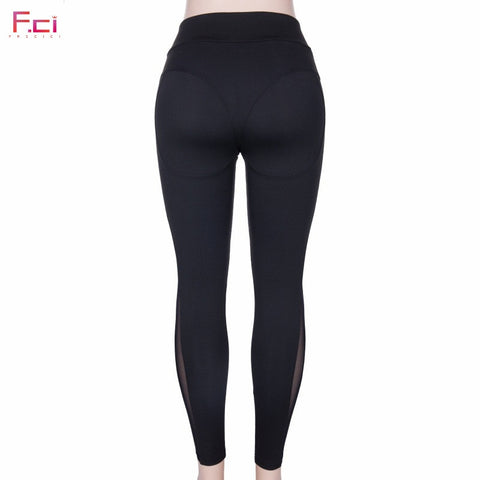 FRECICI  Women Sexy Booty Leggings Push Up Pants