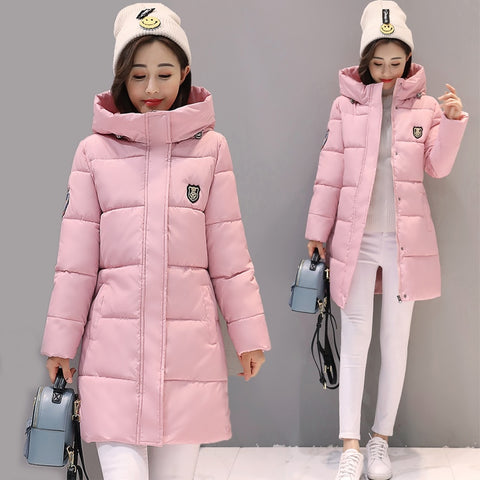 SNOW PINNACLE 2018 Women Parkas Winter