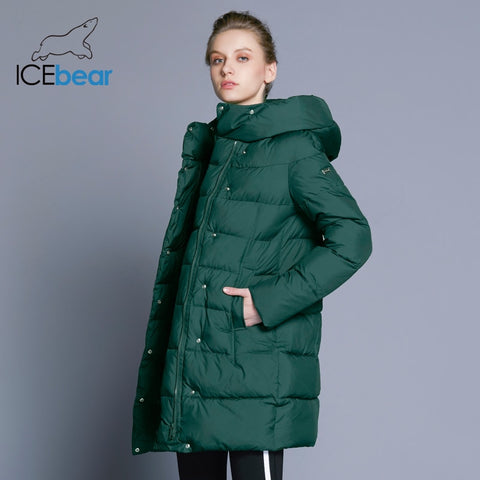 ICEbear 2018 Hot Sale Winter Womens Coats
