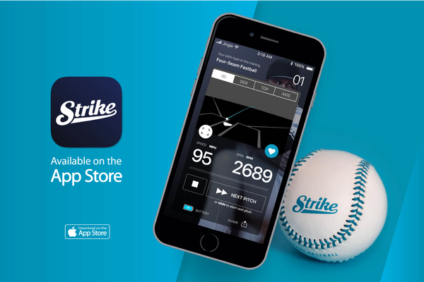 STRIKE APP is Published