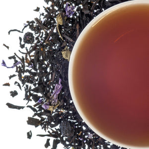 BLITZ Tea:  A super black tea with a berry blast that will get you ready to attack the day!