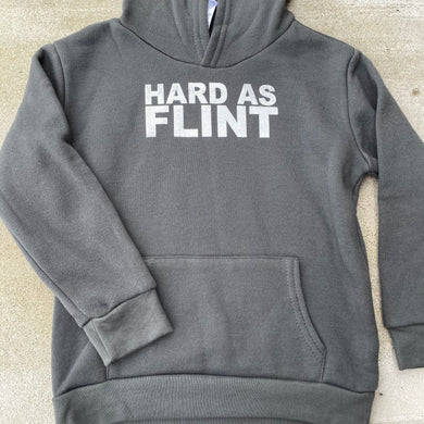 Toddler Hard As Flint Pullover Hoodie