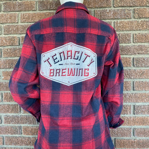 Tenacity Brewing Flannel