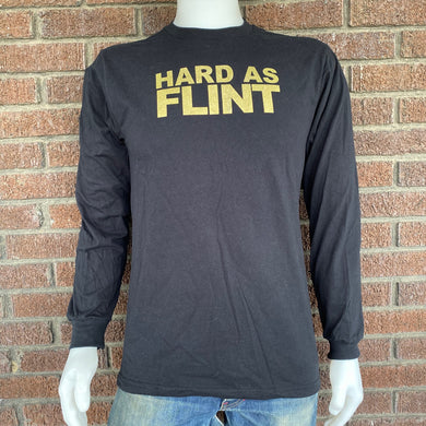 Hard As Flint Long Sleeve Tee