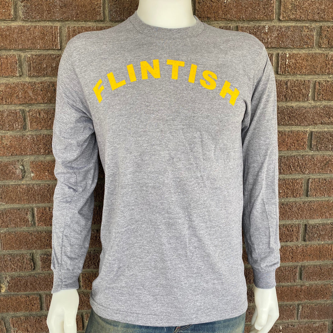 Flintish Long Sleeve Tee