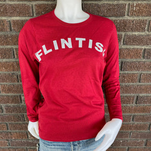 Ladies Long Sleeve Flintish Tee