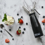 Stainless Steel Whipped Cream Dispenser