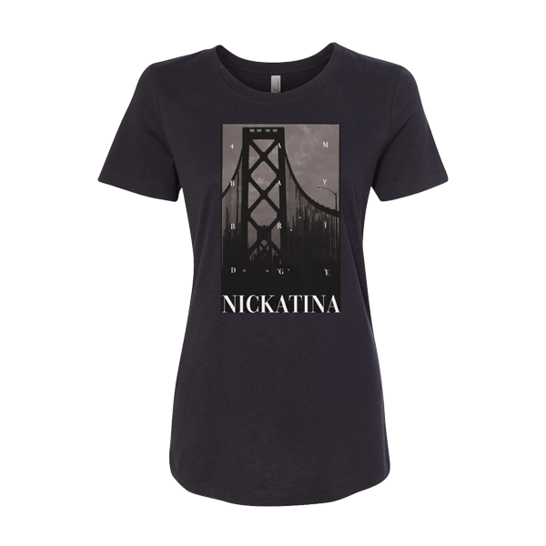 Women's Bay Bridge Tee