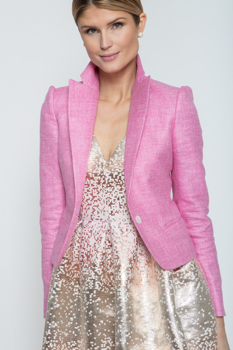 Gracie Jacket in Pink