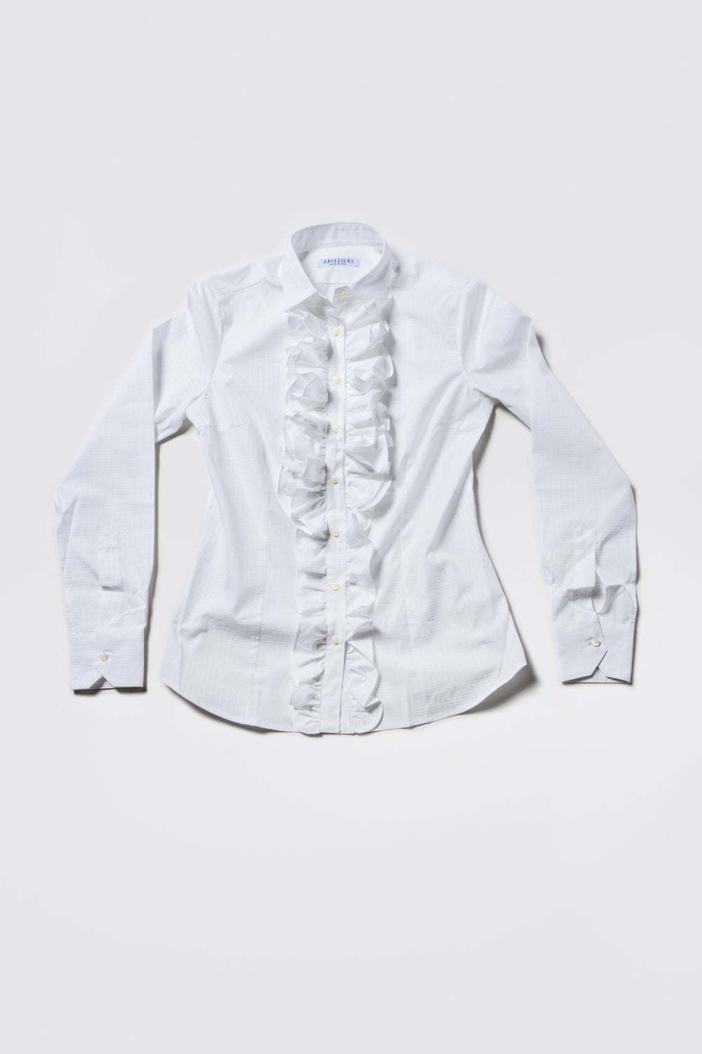 Belinda Blouse in White
