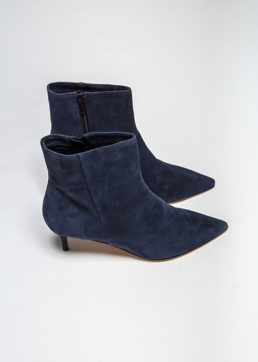 Parker Boot in Blue