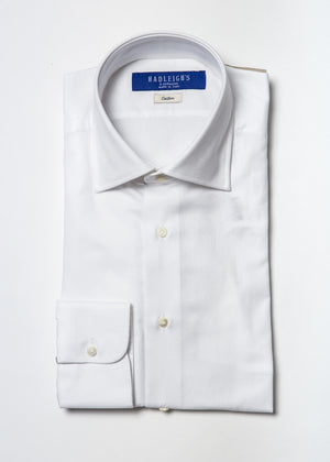 Solid White Shirt