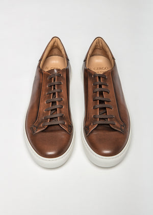 Condor Sneaker in Dark Brown