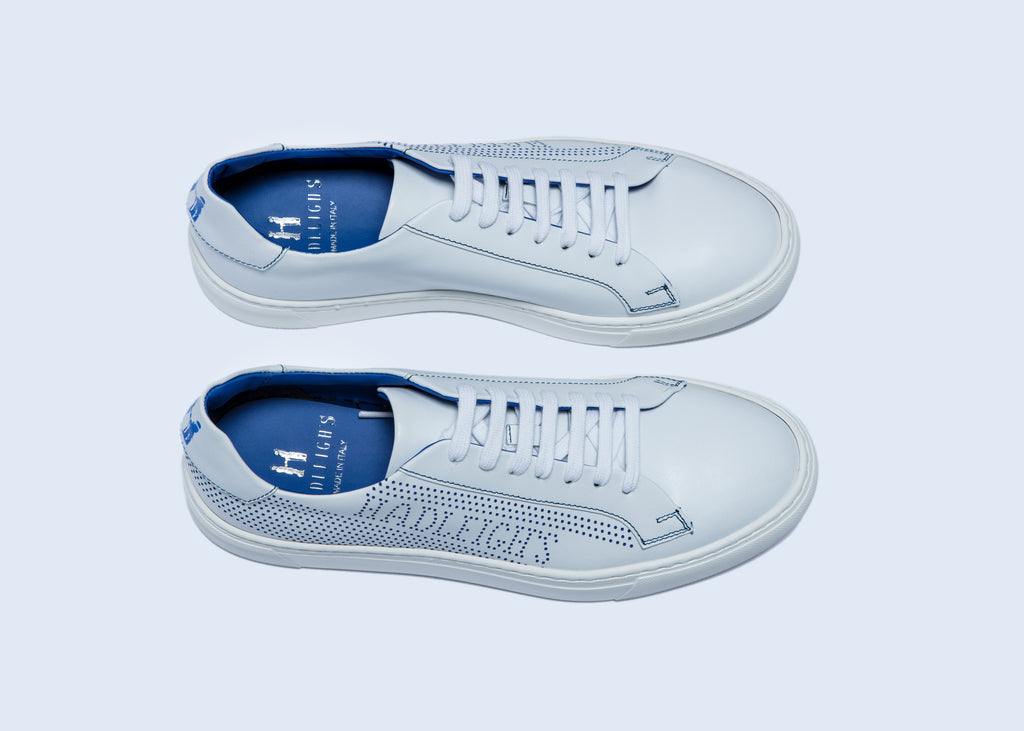 Jamie Perforated Sneaker