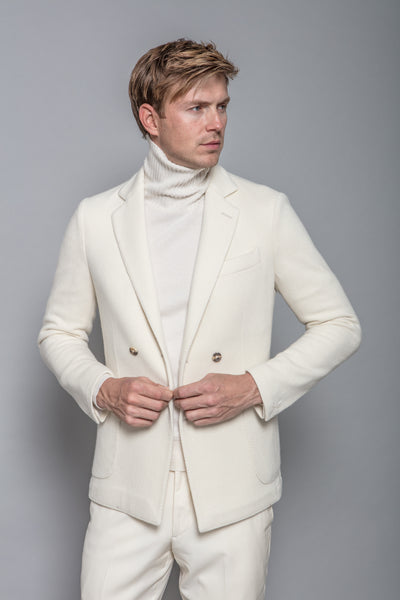 Turtleneck in Ivory