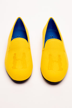 Slipper in Yellow