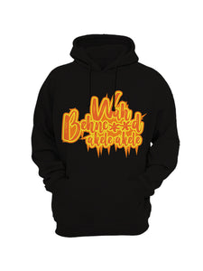 """Wah BC"" Printed Full Sleeve Hoodies (Color options Available)"