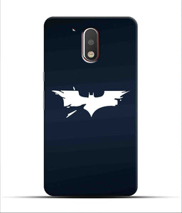 """Batman"" Printed Matt Finish Mobile Case for Moto G4 Plus"