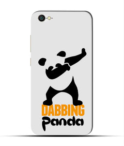 """Dabbing panda"" Printed Matt Finish Mobile Case for Redmi Y1 Lite"