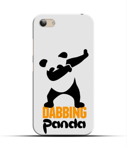 """Dabbing panda"" Printed Matt Finish Mobile Case for Vivo Y53"