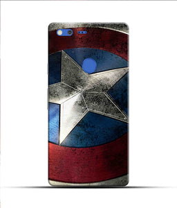 """Captain America"" Printed Matt Finish Mobile Case for Google Pixel Xl"