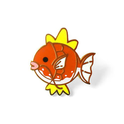 ORANGE SPECKLE BELLIED KARP