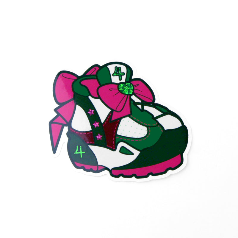 JUPITER SNEAKER STICKER