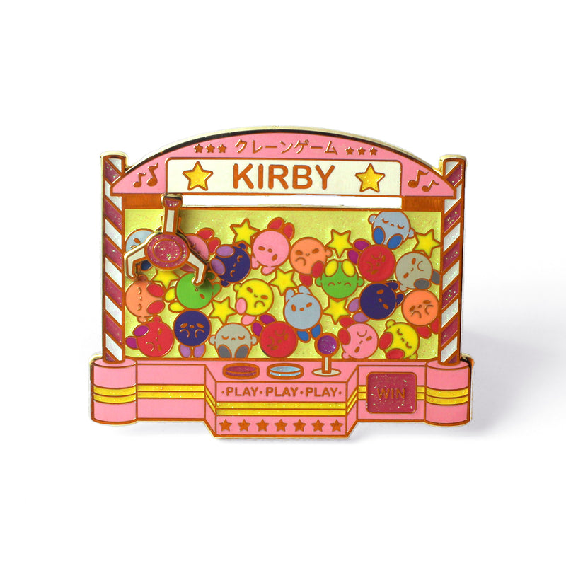 KIRBY CLAW MACHINE [LIMITED EDITION]