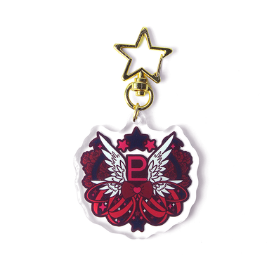 PLUTO POWER ACRYLIC CHARM