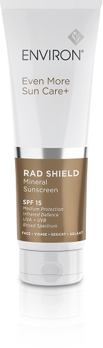 RAD Shield Mineral Sunscreen SPF15