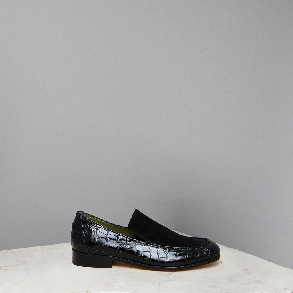 Frankie Loafer, Black