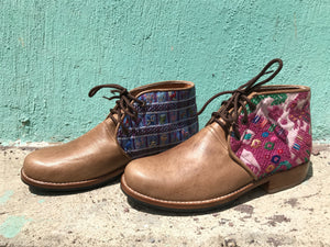 Custom Chukka Boot