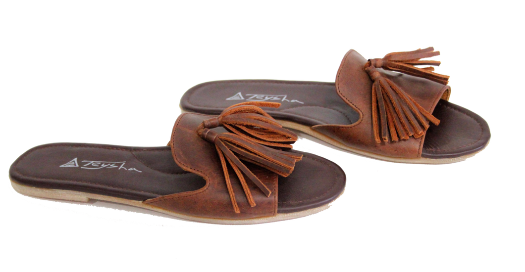 Brown Domingo Sandal