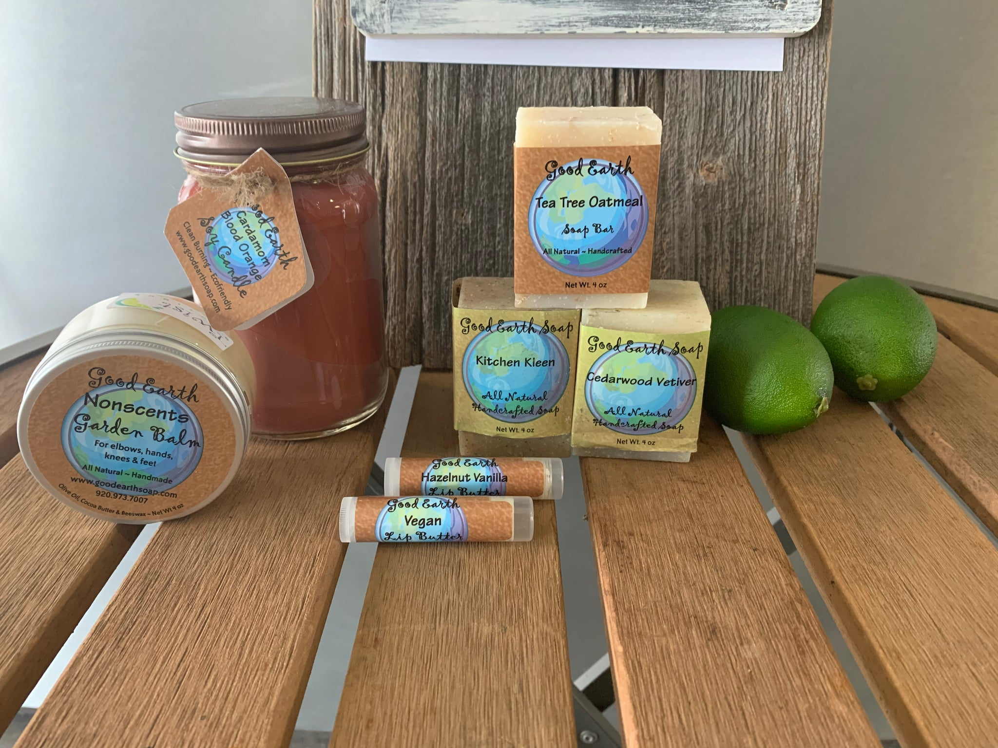 Good Earth Products ~ Twist Time @ 10am!