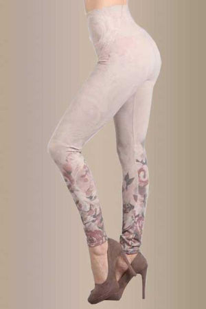 B2361USAK Rose Garden Leggings
