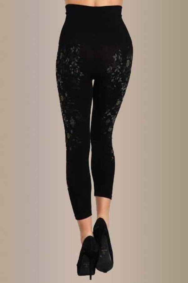 CARNATION MIX LEGGING B2370
