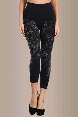 B2370  Carnation Mix Leggings