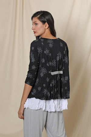 Gizel Top Printed