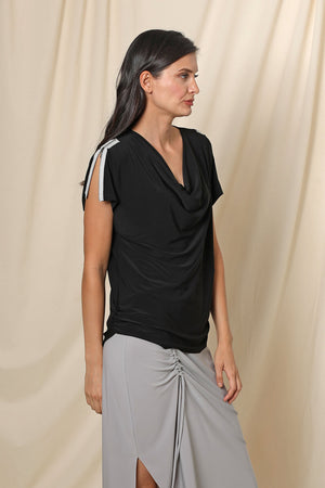 Eliana Short Sleeve Top