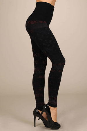 B2361USI Patterned Leggings
