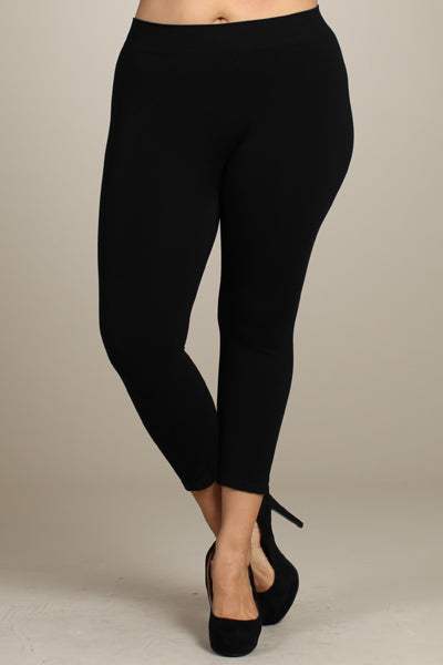 B2395XL Extended NO CONTROL Capri leggings