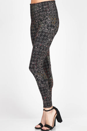 B4292BC High Waist Full Length Legging