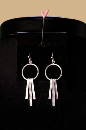 Twist Rays Earrings