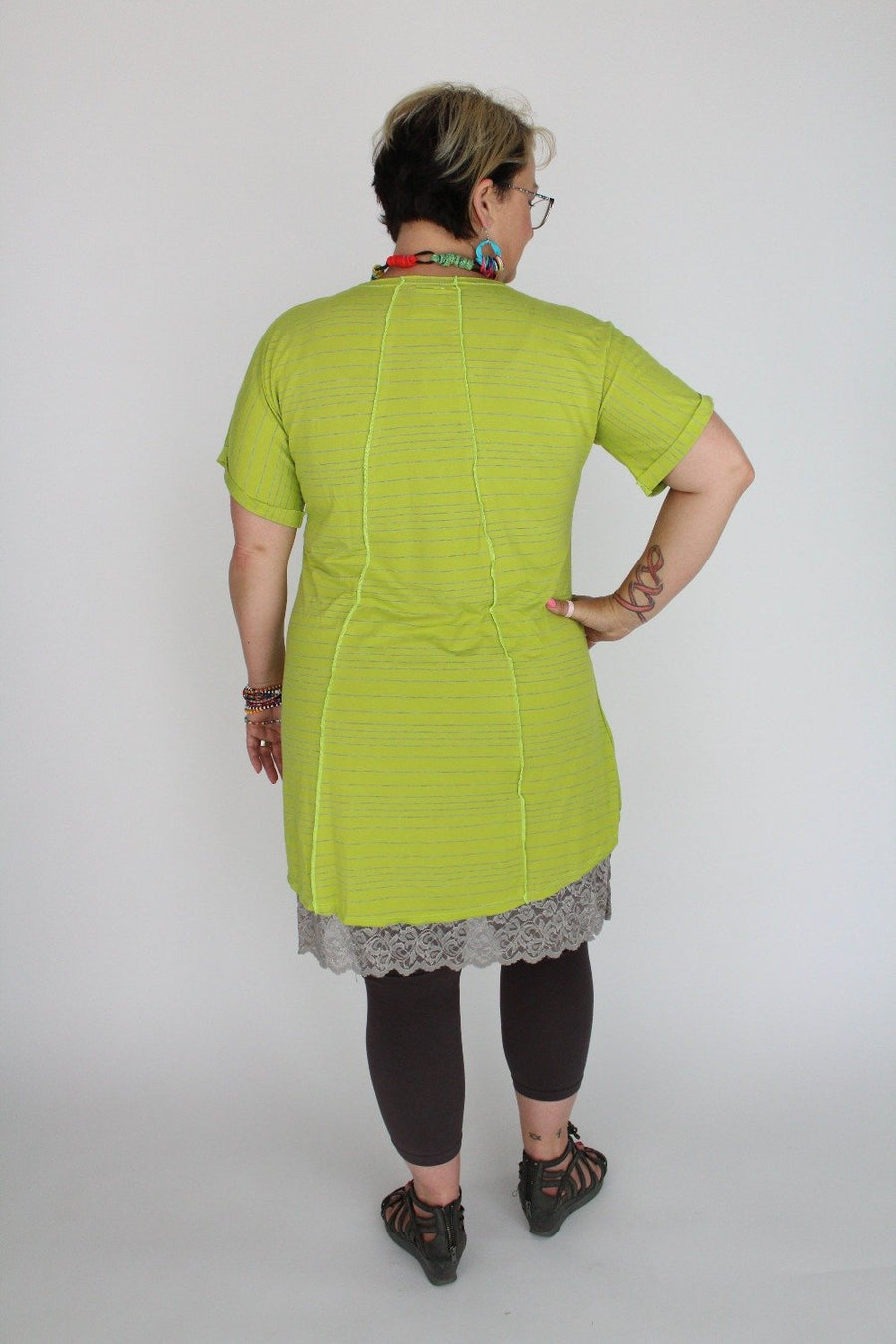 Keylime Sweetheart Dress