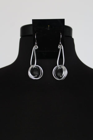 ER140 Encaged Earrings