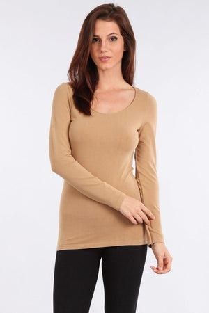 S2071 Long Sleeve Top