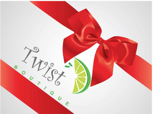 Gift Cards for Twist Boutique