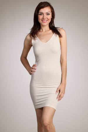 V2738 M.RENA REVERSIBLE TANK EXTENDERS SCOOP V NECK
