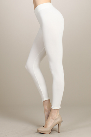 B2395 Capri/Short No Control Leggings