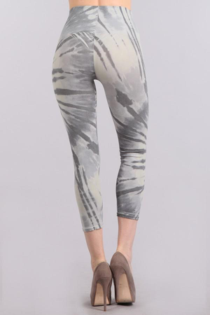 B2370P Patterned Leggings